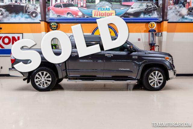 2015 Toyota Tundra LTD 4X4