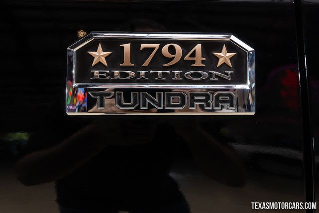 2015 Toyota Tundra 1794 4X4 in Addison, Texas 75001