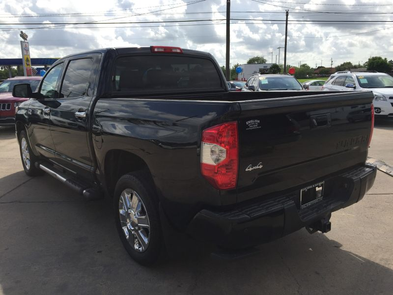 2015 Toyota Tundra 1794 4X4  Brownsville TX  English Motors  in Brownsville, TX