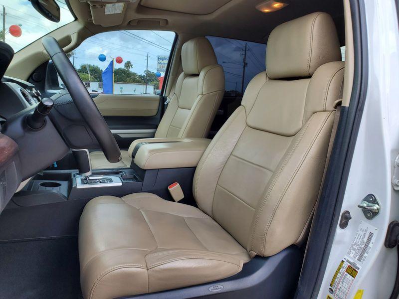 2015 Toyota Tundra LTD  Brownsville TX  English Motors  in Brownsville, TX