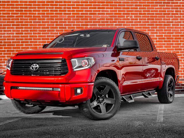 2015 Toyota Tundra Platinum Burbank, CA 0
