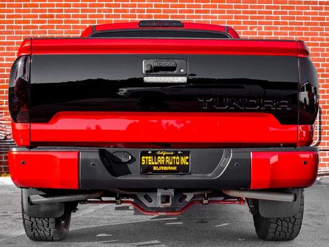 2015 Toyota Tundra Platinum Burbank, CA 3