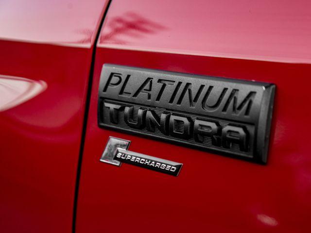 2015 Toyota Tundra Platinum Burbank, CA 33
