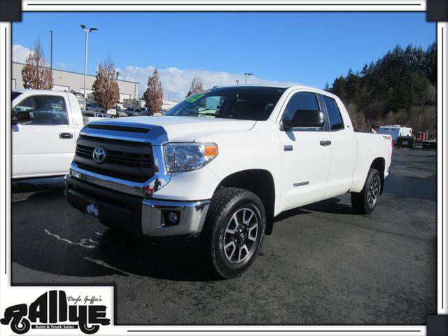 2015 Toyota Tundra SR5 C/Cab 4WD in Burlington, WA 98233