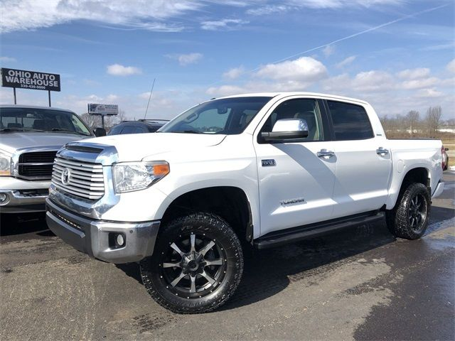 2015 Toyota Tundra Limited CrewMax 4x4 Navi Sunroof V8 Clean Carfa... | Canton, Ohio | Ohio Auto Warehouse LLC in Canton Ohio