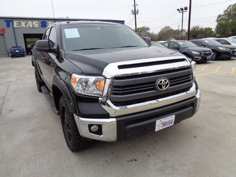 2015 Toyota TUNDRA DOUBLE CAB SR/SR5 in Houston