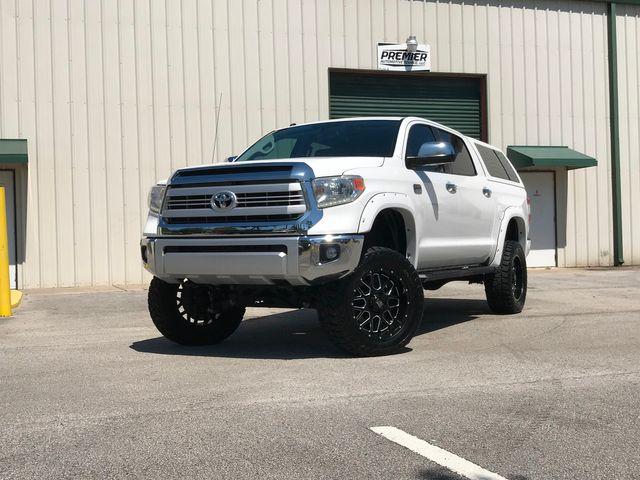 2015 Toyota Tundra 1794 BDS LIFT FOX SHOCKS