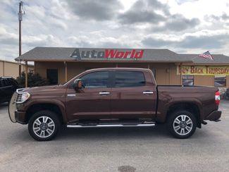 2015 Toyota Tundra Platinum 4X4 in Marble Falls TX, 78654