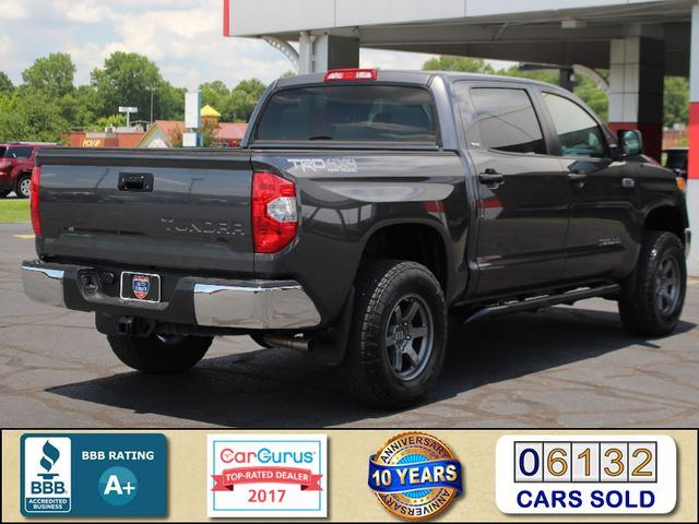2015 Toyota Tundra SR5 CrewMax 4x4 TRD OFF ROAD - LIFTED-UPGRADE PKG! Mooresville , NC 2