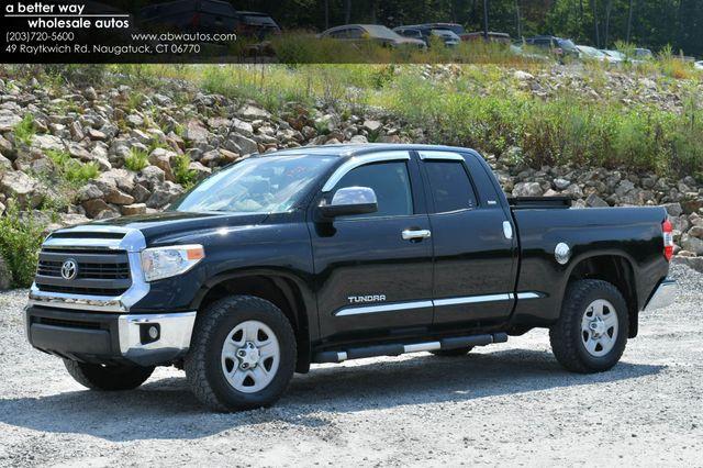 2015 Toyota Tundra SR5 4WD Naugatuck, Connecticut