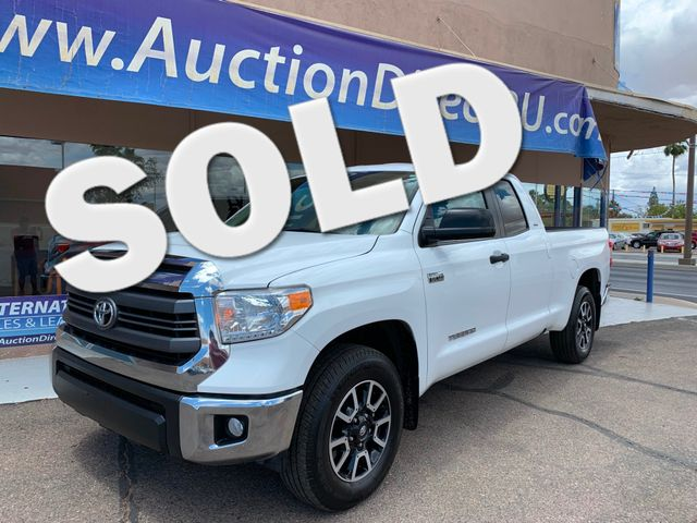 2015 Toyota Tundra SR5 3 MONTH/3,000 MILE NATIONAL POWERTRAIN WARRANTY Mesa, Arizona