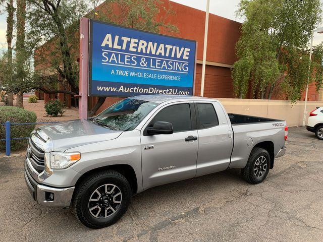 2015 Toyota Tundra TRD OFF ROAD 3 MONTH/3,000 MILE NATIONAL POWERTRAIN WARRANTY in Mesa, Arizona 85201