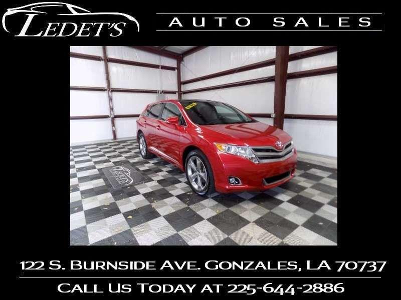 2015 Toyota Venza XLE - Ledet's Auto Sales Gonzales_state_zip in Gonzales Louisiana