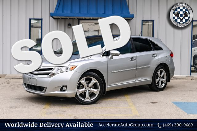 2015 Toyota Venza XLE, 3.5L V6 NAVIGATION, JBL, LEATHER, PANO ROOF in Rowlett