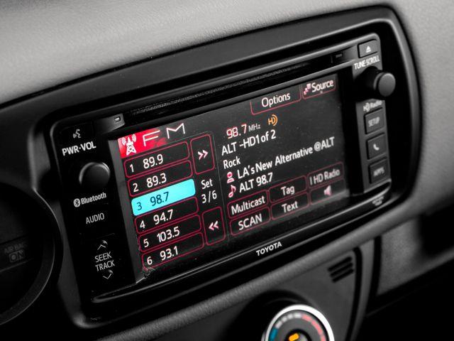 2015 Toyota Yaris L Burbank, CA 16