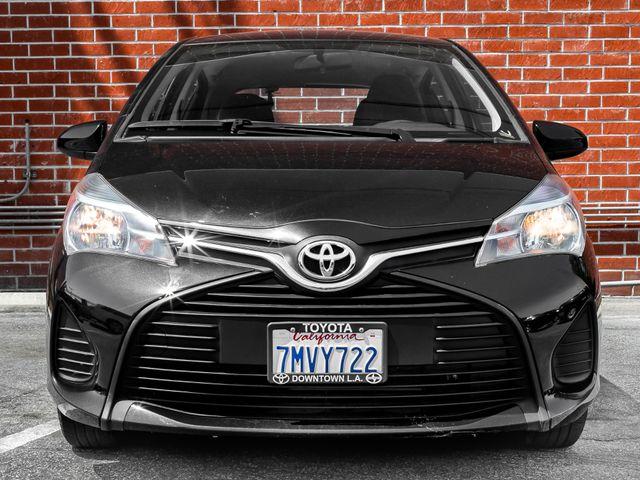 2015 Toyota Yaris L Burbank, CA 2