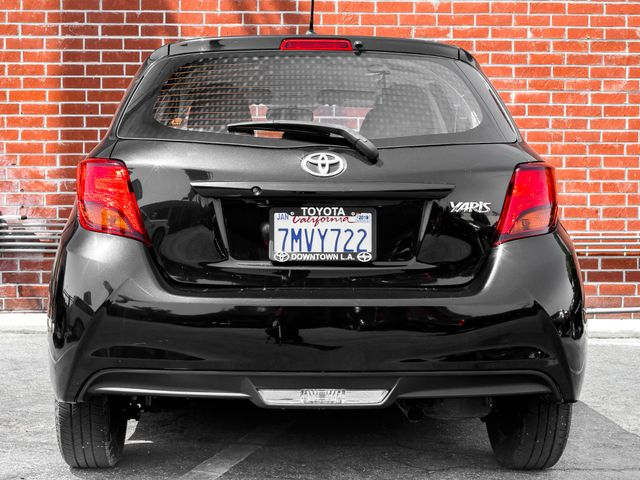 2015 Toyota Yaris L Burbank, CA 3