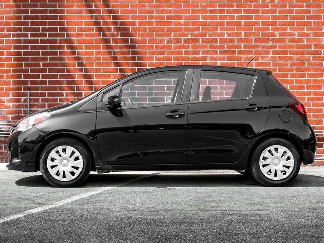 2015 Toyota Yaris L Burbank, CA 5