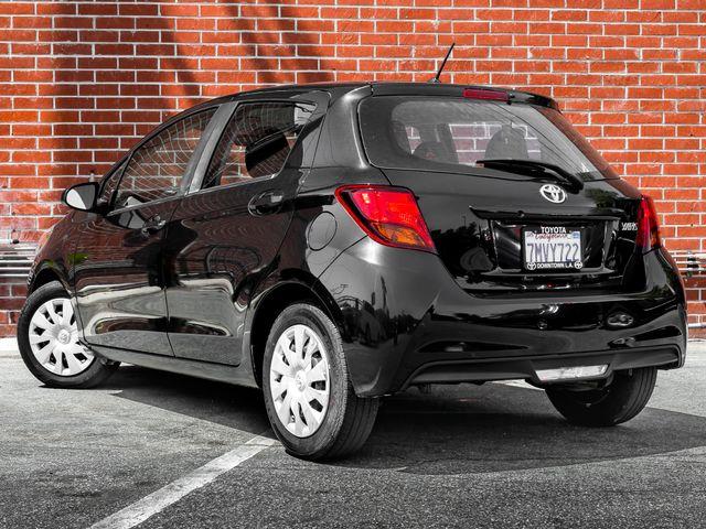 2015 Toyota Yaris L Burbank, CA 7