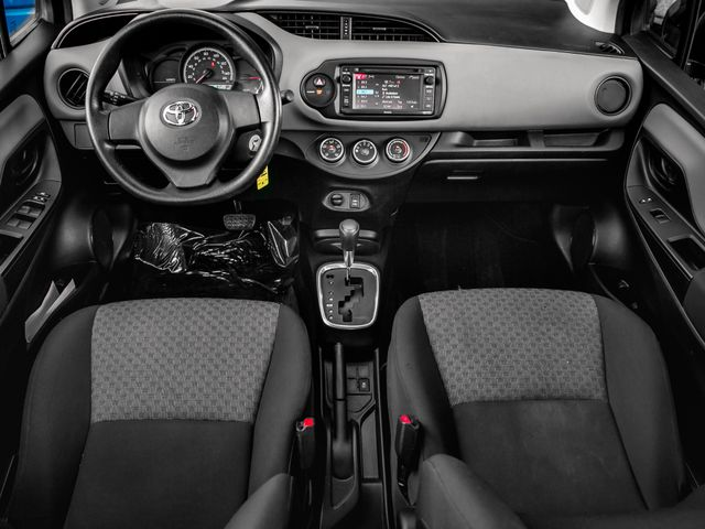 2015 Toyota Yaris L Burbank, CA 8