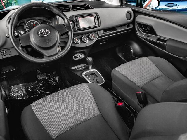 2015 Toyota Yaris L Burbank, CA 9