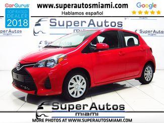 2015 Toyota Yaris L in Doral, FL 33166