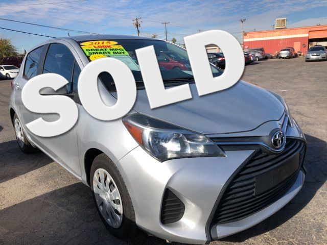 2015 Toyota Yaris L CAR PROS AUTO CENTER (702) 405-9905 Las Vegas, Nevada