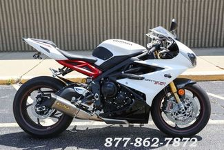 2015 Triumph DAYTONA 675R in Chicago, Illinois 60555