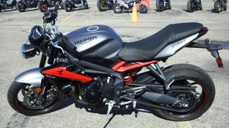 2015 Triumph Street Triple R ABS in Killeen, TX 76541