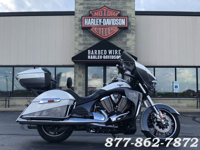 2015 Victory Motorcycles CROSS COUNTRY TOUR V15TW36NW CROSS COUNTRY TOUR