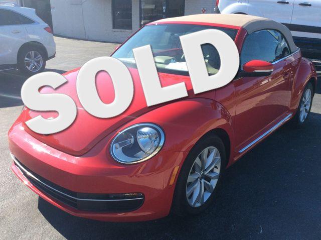 2015 Volkswagen Beetle Convertible 2.0L TDI Amelia Island, FL