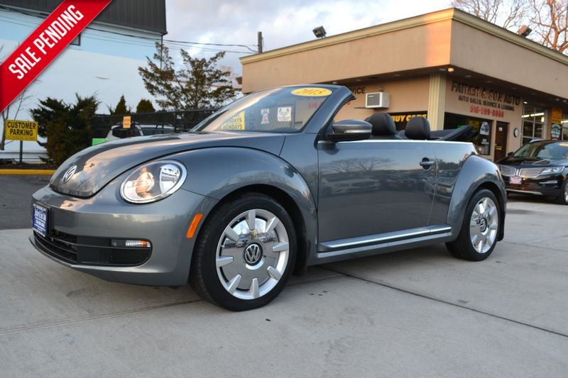 2015 Volkswagen Beetle Convertible 18T wSoundNav  city New  Father  Son Auto Corp   in Lynbrook, New