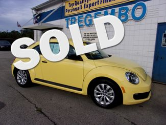 2015 Volkswagen Beetle Coupe 1.8T Turbo in Bentleyville Pennsylvania, 15314