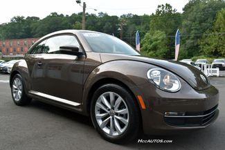 2015 Volkswagen Beetle Coupe 2.0L TDI w/Sun/Sound/Nav Waterbury, Connecticut 9