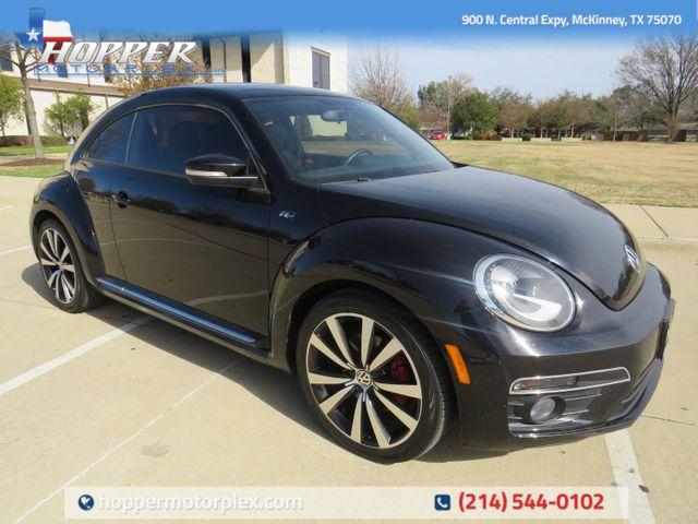 2015 Volkswagen Beetle 2.0T R-Line
