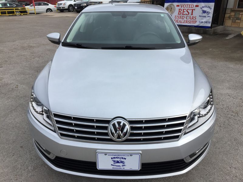 2015 Volkswagen CC Sport  Brownsville TX  English Motors  in Brownsville, TX