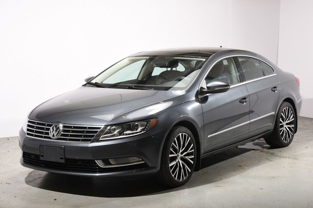 2015 Volkswagen CC VR6 Executive 4Motion
