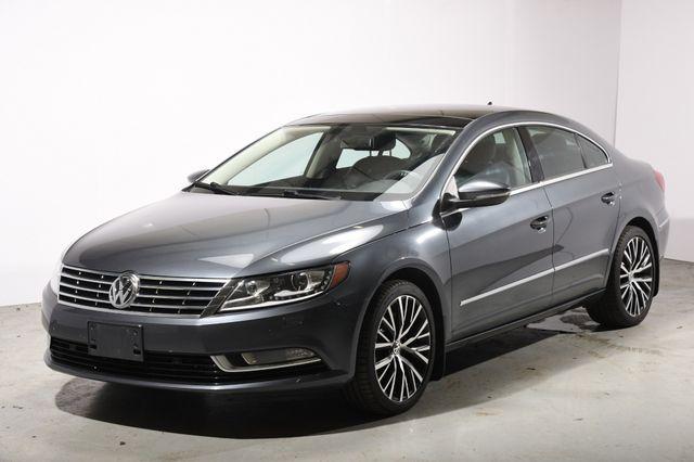 2015 Volkswagen CC VR6 Executive 4Motion