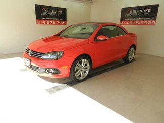 2015 Volkswagen Eos Executive in Addison, TX 75001
