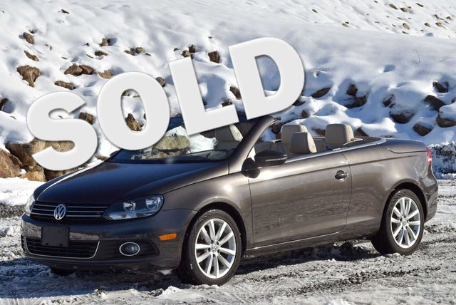 2015 Volkswagen Eos Komfort Naugatuck, Connecticut