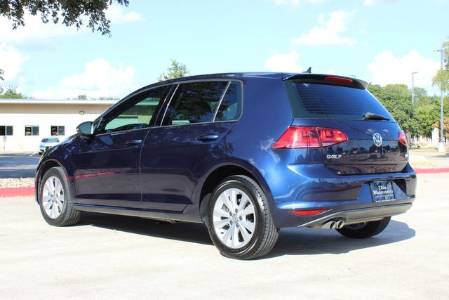 2015 Volkswagen Golf TDI S Austin , Texas 2