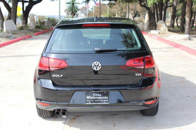 2015 Volkswagen Golf TDI S Austin , Texas 3