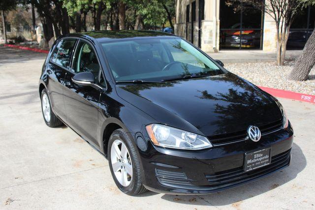 2015 Volkswagen Golf TDI S Austin , Texas 6