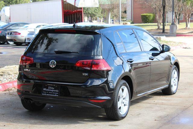 2015 Volkswagen Golf TDI S in Austin, Texas 78726