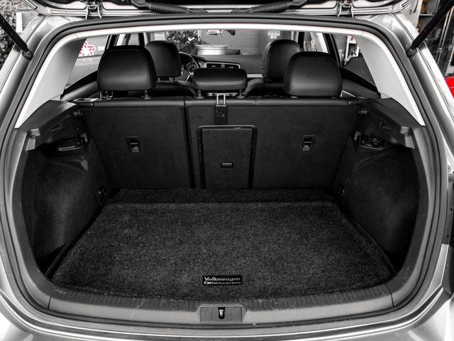 2015 Volkswagen Golf TDI SE Burbank, CA 15