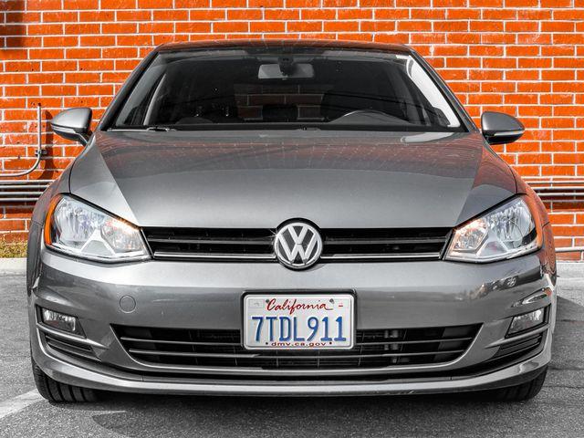 2015 Volkswagen Golf TDI SE Burbank, CA 2