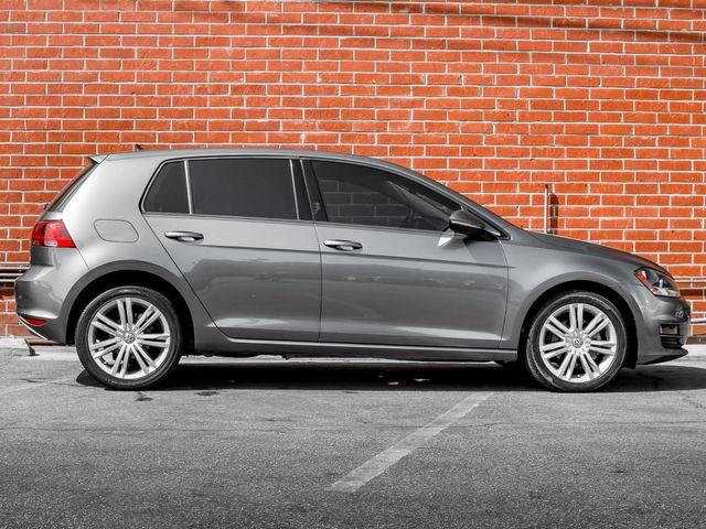 2015 Volkswagen Golf TDI SE Burbank, CA 4