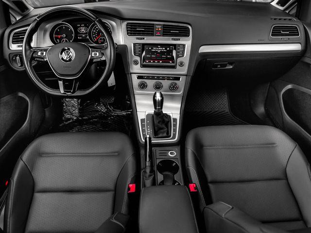 2015 Volkswagen Golf TDI SE Burbank, CA 8