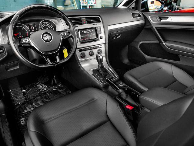 2015 Volkswagen Golf TDI SE Burbank, CA 9