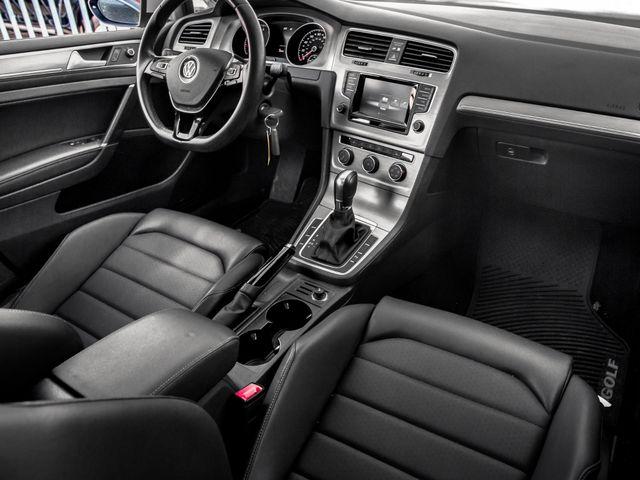 2015 Volkswagen Golf TSI SE Burbank, CA 11